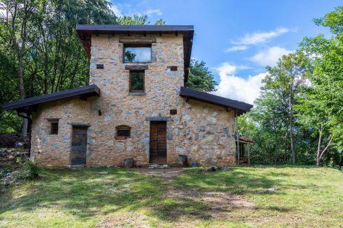 Casa nel bosco il Roccolino