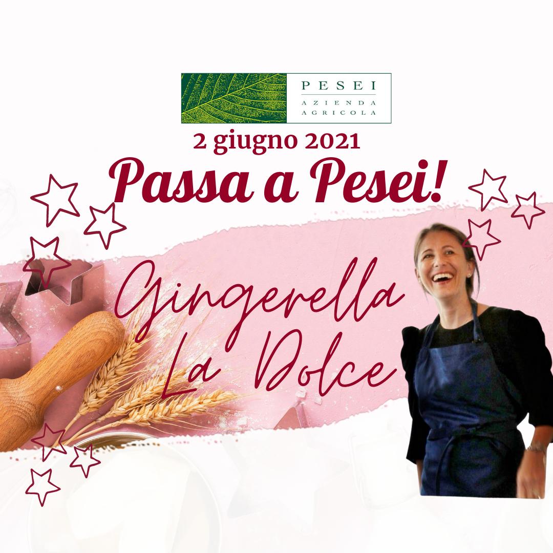 A merenda con Gingerella La Dolce