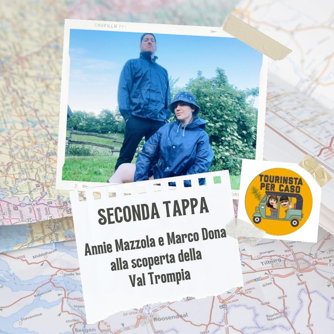 TOURINSTA PER CASO: SECONDA TAPPA