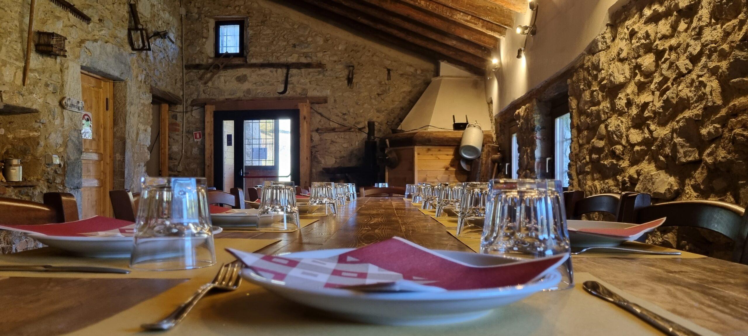 Autunno in tavola: pranzo a tappe